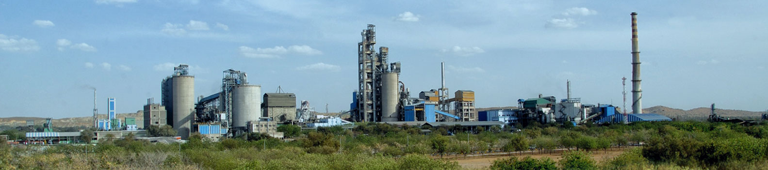 Ambuja Cement aspires to be the most competitive and sustainable company in the cement manufacturing industry