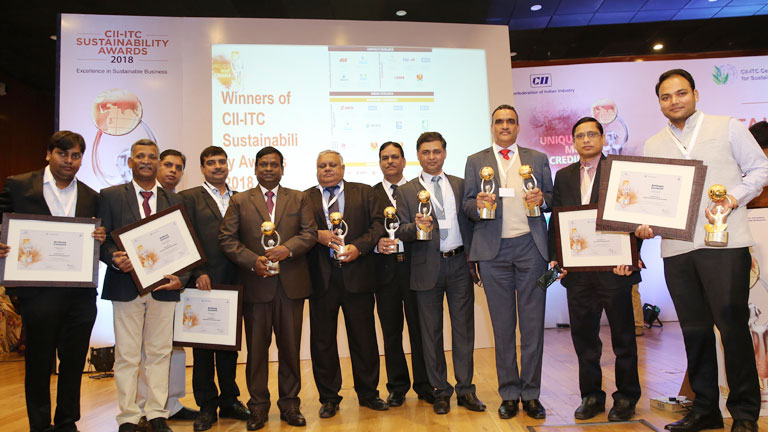 Ambuja Cement shines with highest number of wins at CII-ITC